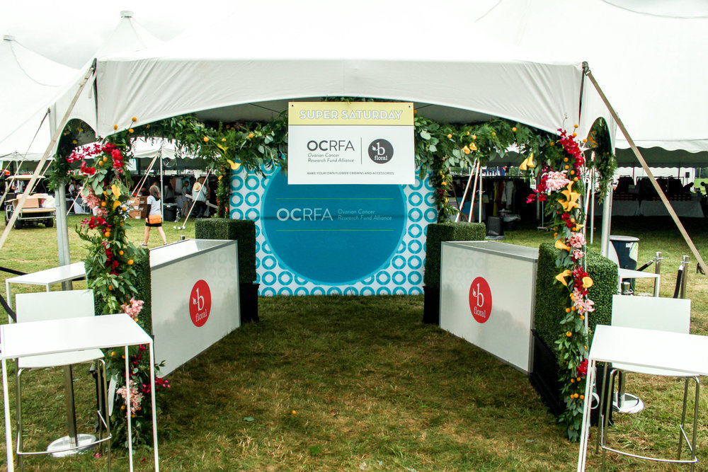 OCRFA - OCRA - SUPER SATURDAY - THE HAMPTONS - B FLORAL