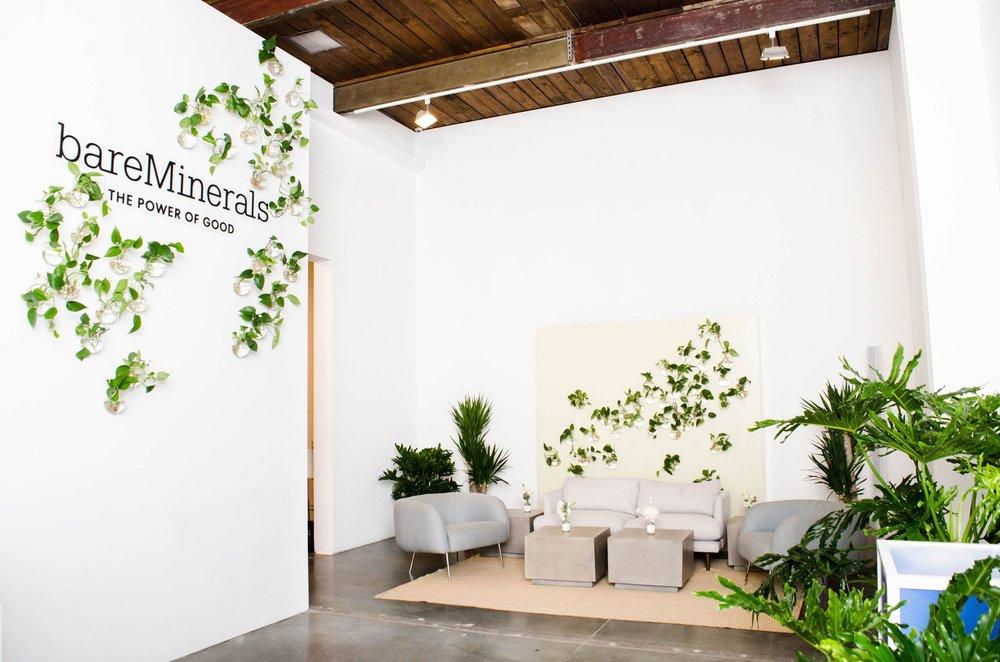 East of Ellie bareMinerals Lounge- B Floral