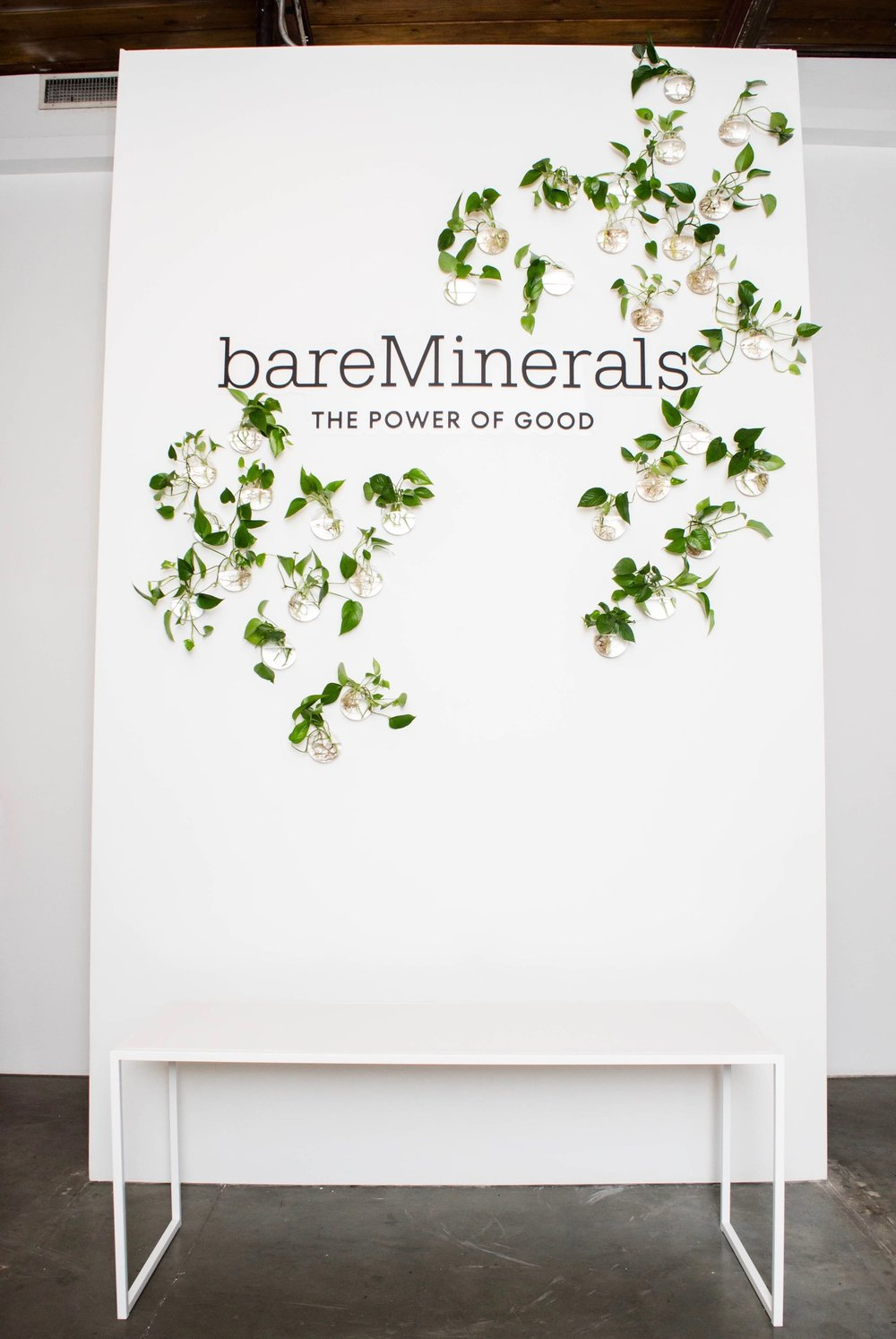 bareMinerals Plant Photo Wall - B Floral