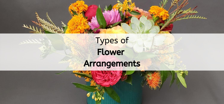 Types Of Flower Arrangements
