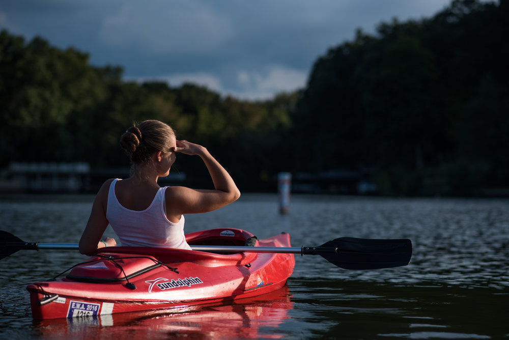 RICHMOND OUTDOORS - Whether it' kayaking in the James River's Class 4 rapids, catching white perch and catfish from the Mayo Bridge or biking to the heart of Downtown Richmond, it's easy to see why Outside Magazine named Richmond the best river town ever for the outdoors.