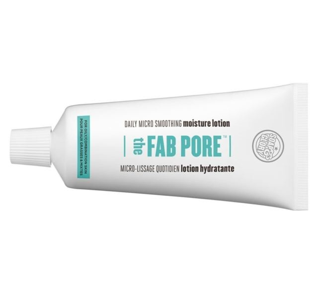 Pore fabulous. - The Fab Pore daily moisturizer from Soap & Glory