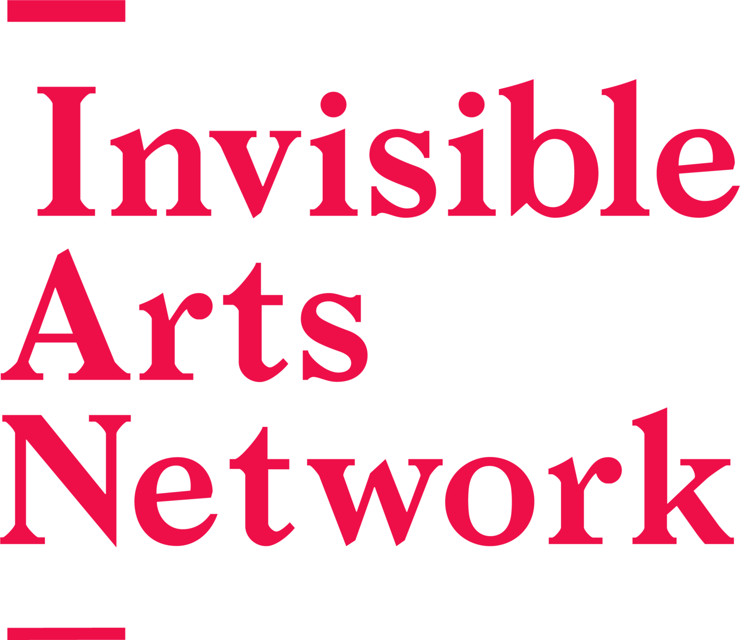 Invisible Arts Network