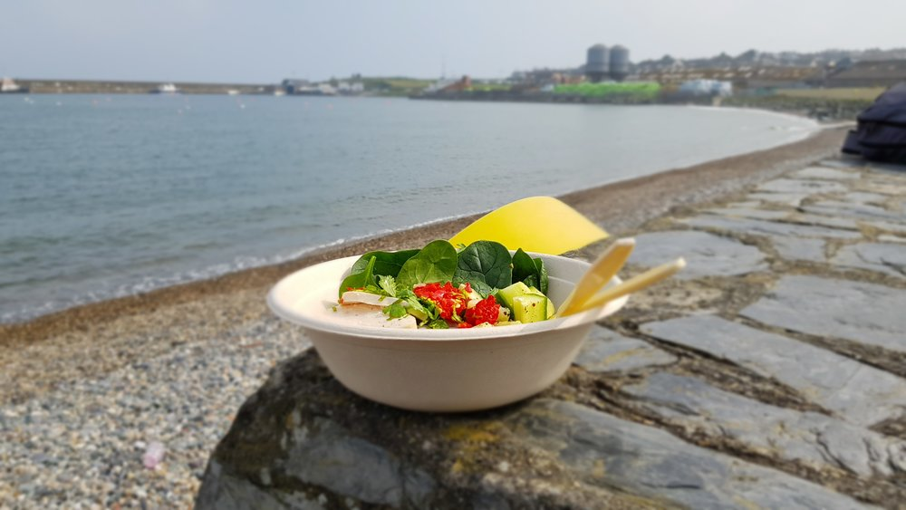 Grab and Go Bowl From Our Cafe In Wicklow