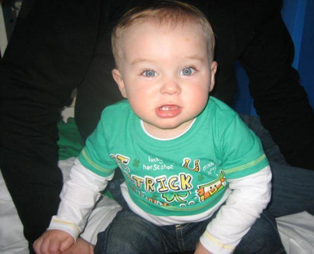 Teething baby Ireland Homepath