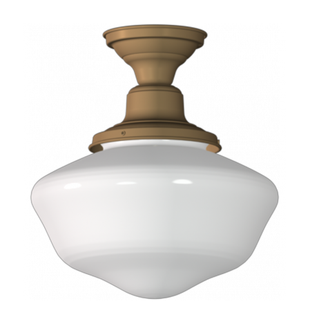 Overhead Schoolhouse Light
