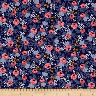 Pillow Fabric (navy version)