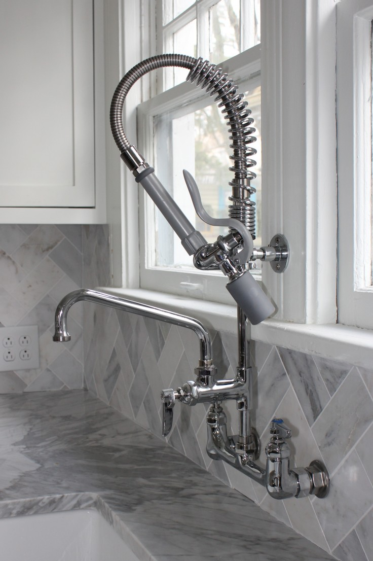 If you Let Your Husband Pick Out the Kitchen Faucet... — The Grit  Kitchen Sink Sprayer on food sprayer, kitchen stainless steel hand soap dispensers, kitchen side sprayers, water sprayer, kitchen sprayer parts, quick disconnect kitchen sprayer, faucet sprayer, delta replacement sprayer, kitchen sprayer brushed nickel wall, kohler kitchen sprayer, replacement kitchen sprayer,