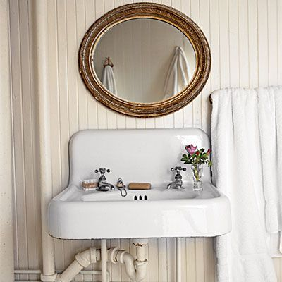Tale Of A Bathroom Sink The Grit And Polish