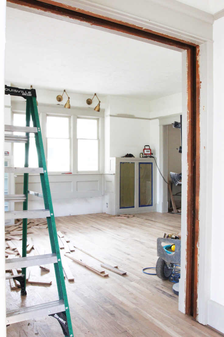 Porch House Lessons Learned From Finishing The Hardwood Floors