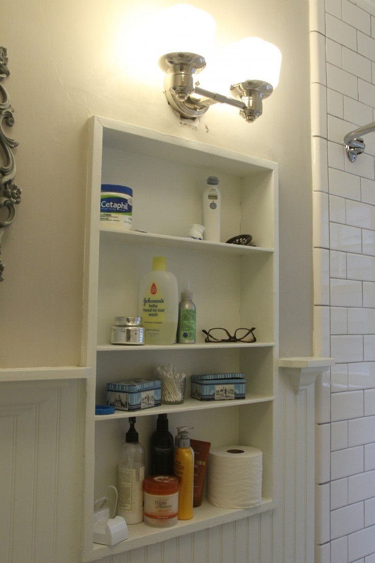 Bathroom Medicine Cabinet and Light