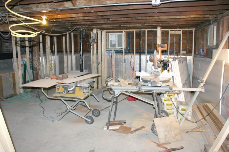 Ravenna House Basement Bathroom Photo 1 1-31-14