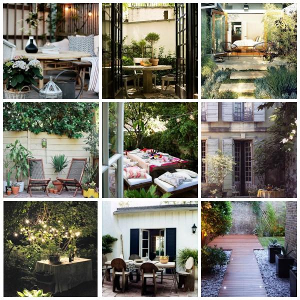 Backyard Inspiration collage 7-14-14