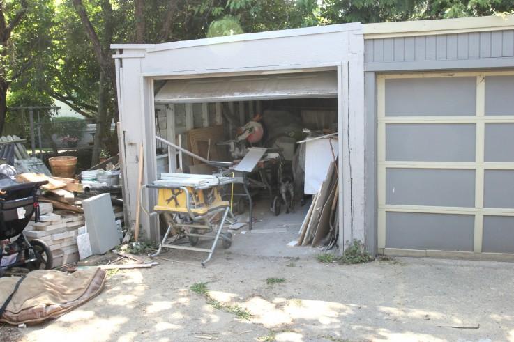 Ravenna House Garage 2