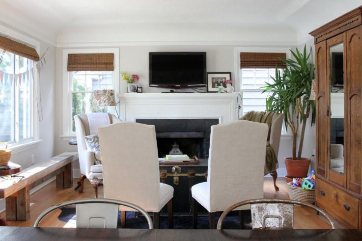 Ravenna House - Whole Living Room