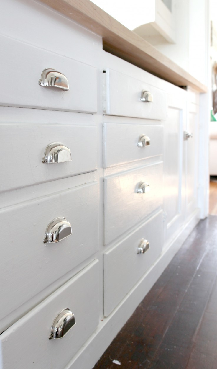 The Grit and Polish - Original 1926 Cabinets with New Clamshell Pulls.jpg.jpg
