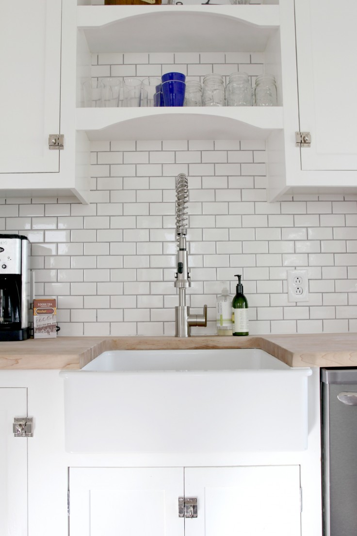 the Grit and Polish - kitchen renovation with apron front sink and industrial faucet.jpg
