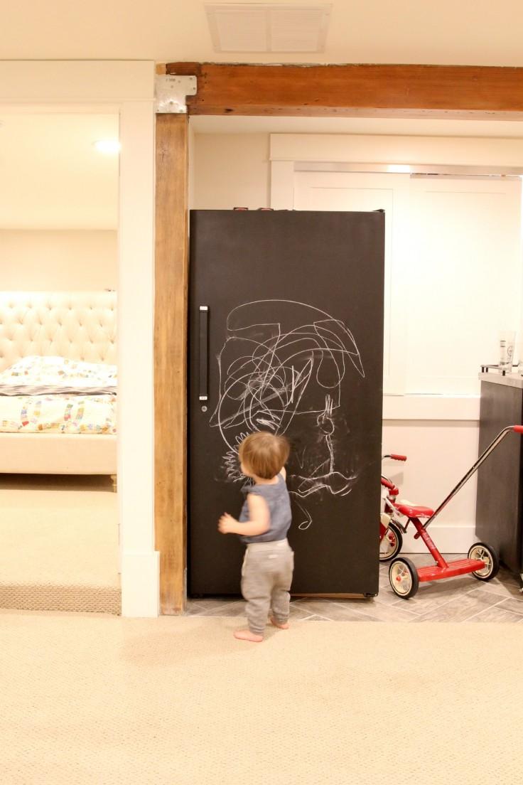 The Grit and Polish - Chalkboard Freezer Fun 3