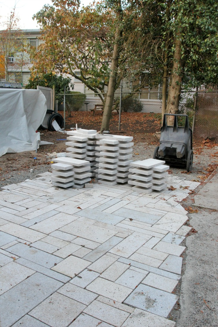 The Grit and Polish - Patio Construction 2