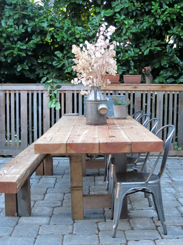 The Grit and Polish - Wallingford Patio Table 2