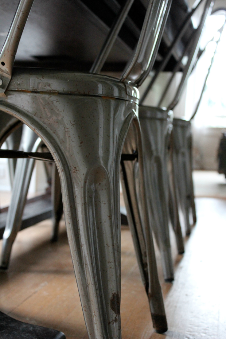 The Grit and Polish - Wallingford dining chairs