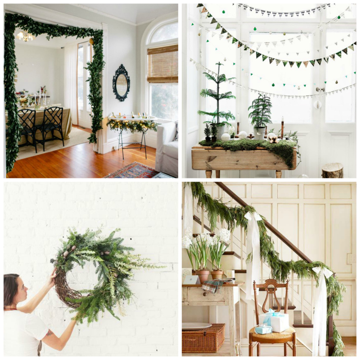The Grit and Polish - Holiday Decorations Inspiration