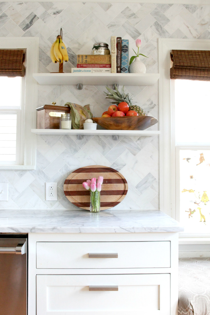 The Grit and Polish - What's On Your Kitchen Counter 1