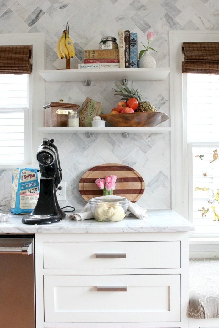 The Grit and Polish - What's On Your Kitchen Counter 4