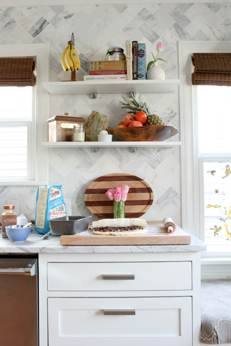 The Grit and Polish - What's On Your Kitchen Counter 6