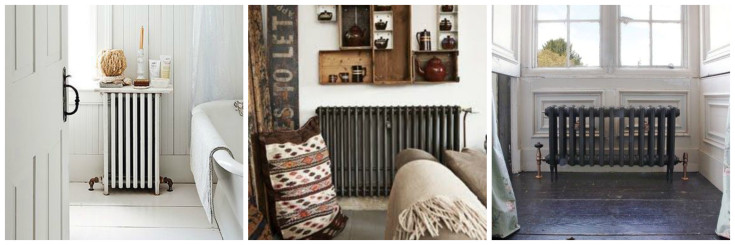 The Grit and Polish - Radiator Inspiration Collage