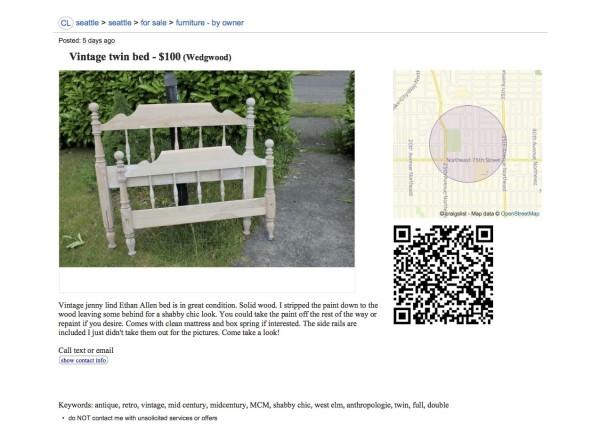 Wondrous Craigslist Scores June Edition The Grit And Polish Alphanode Cool Chair Designs And Ideas Alphanodeonline