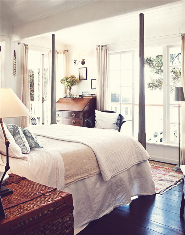 The Grit and Polish - Master Bedroom Inspiration Dustjacket