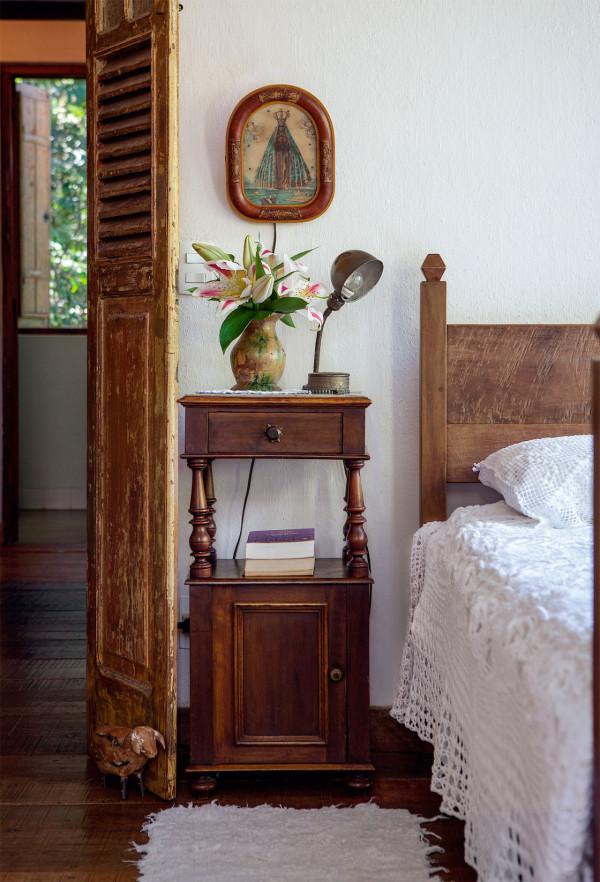 The Grit and Polish - Master Bedroom Inspiration Vintage Home