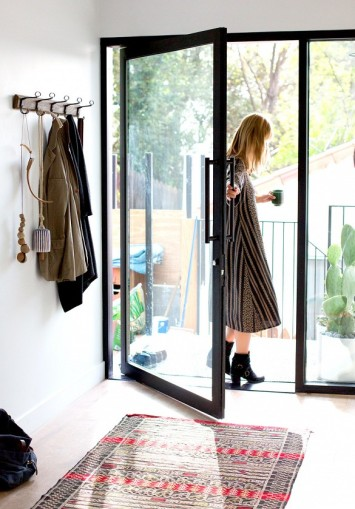 The Grit and Polish - patio doors inspiration | Domain