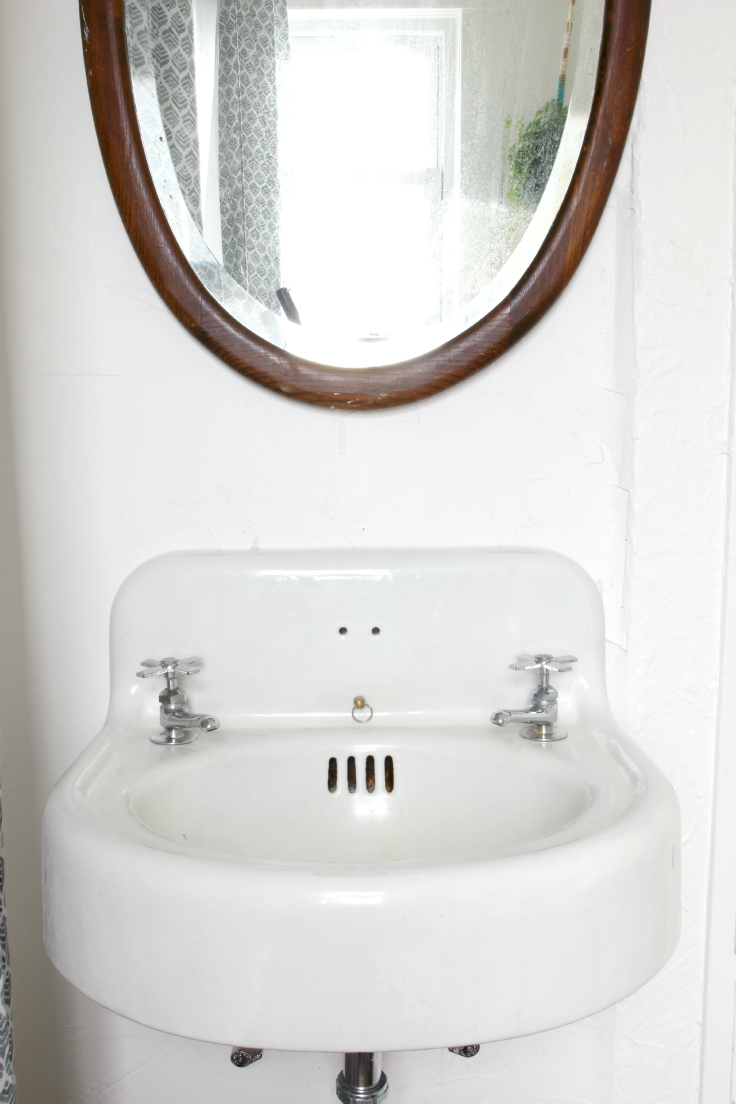 The Grit and Polish - Master Bathroom Renovation Sink