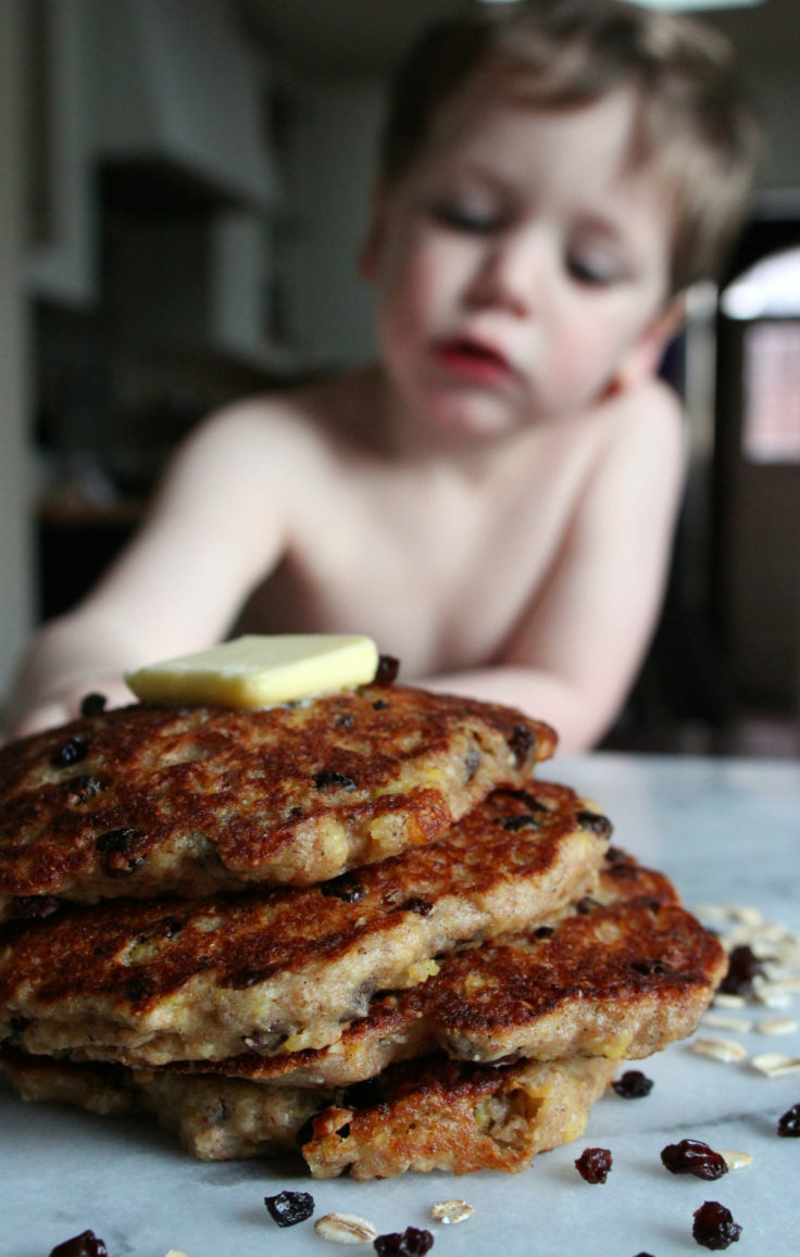The Grit and Polish - Clean Eating Pancakes 3