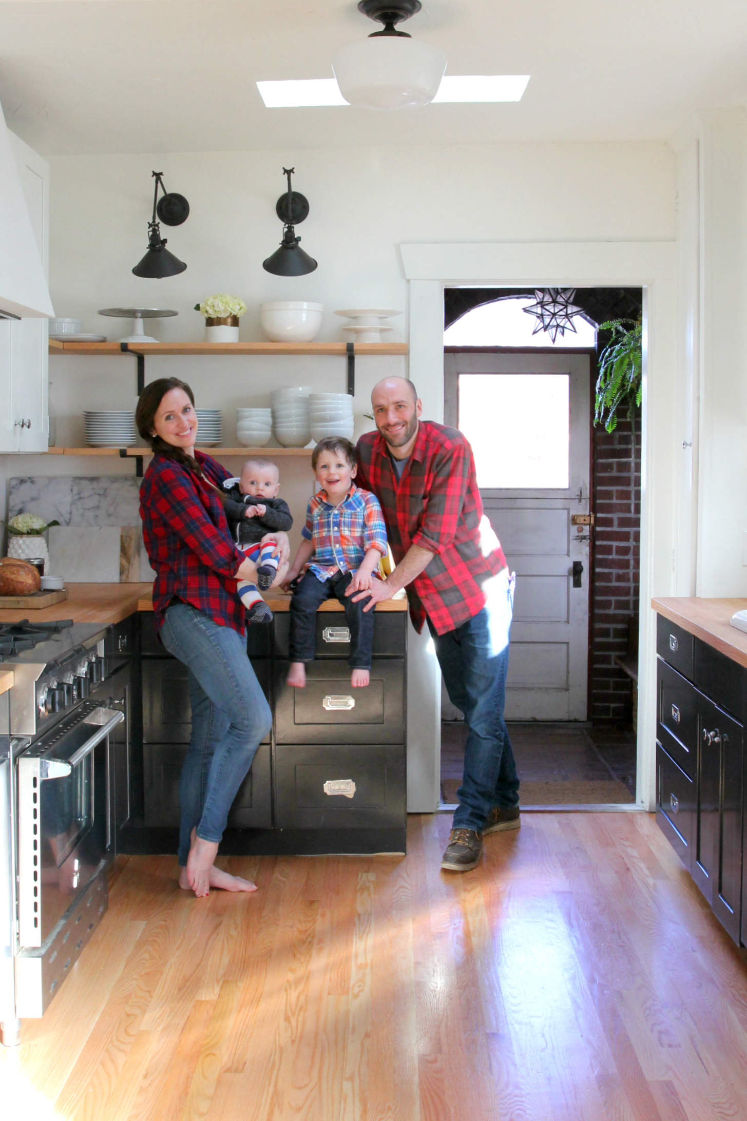 The Grit and Polish - Dexter Kitchen Family 2