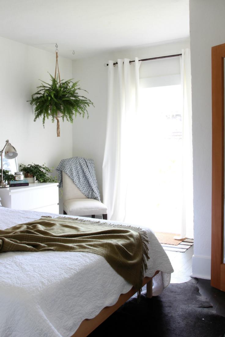 Dexter House - Master Bedroom sitting area
