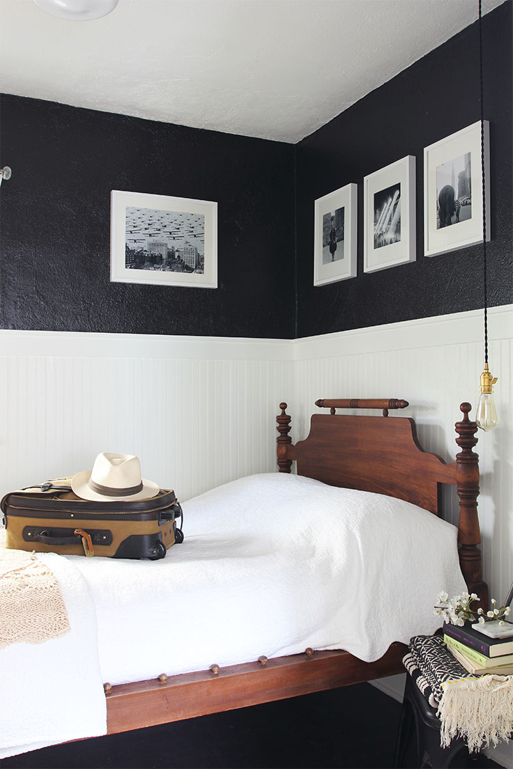 The Grit and Polish - Guest Bedroom 5