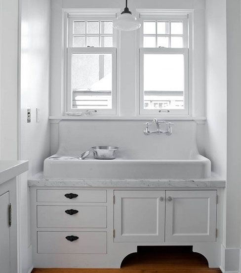 Vintage Sinks in the Kitchen — The Grit and Polish