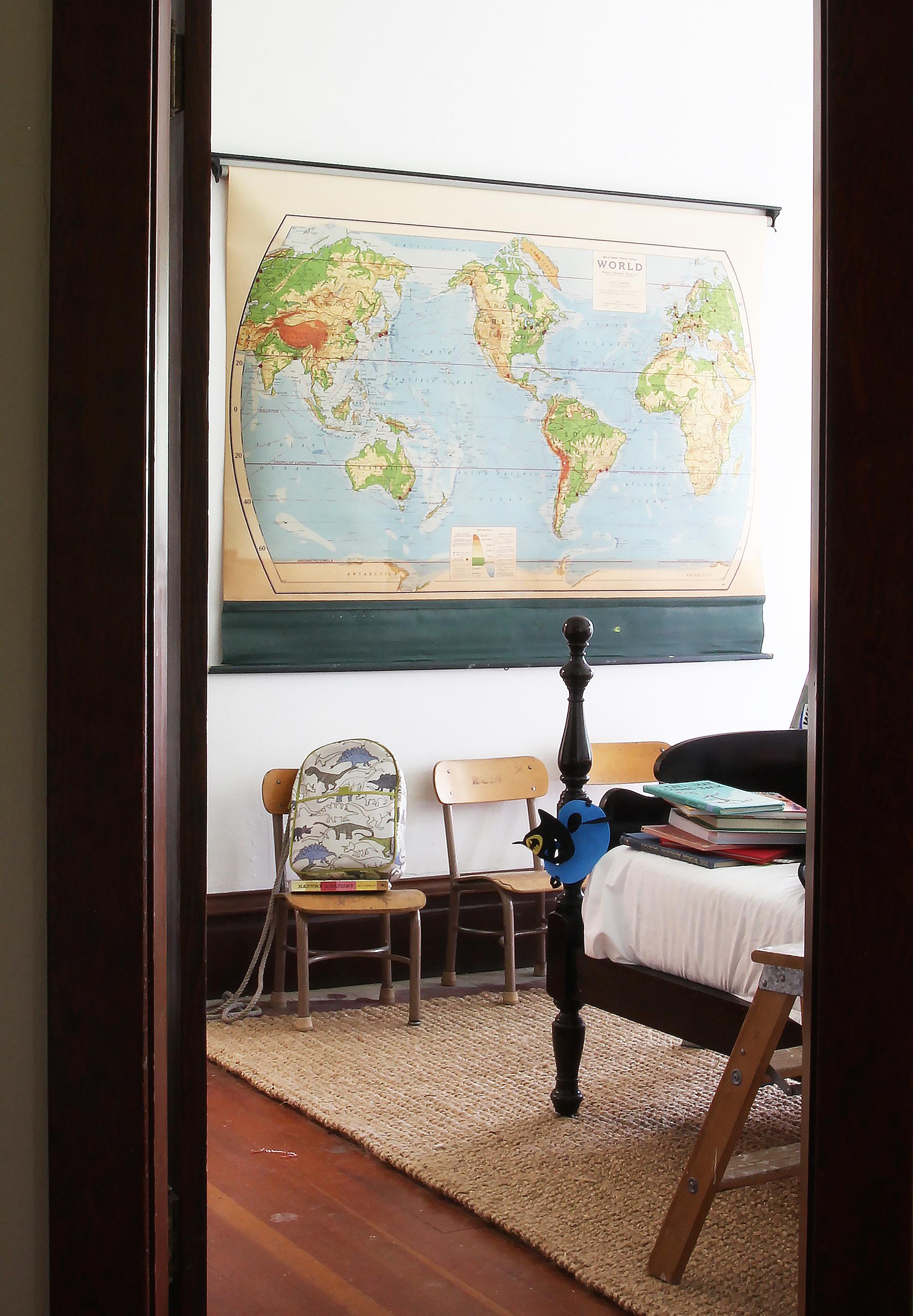 Wilder's bedroom, currently