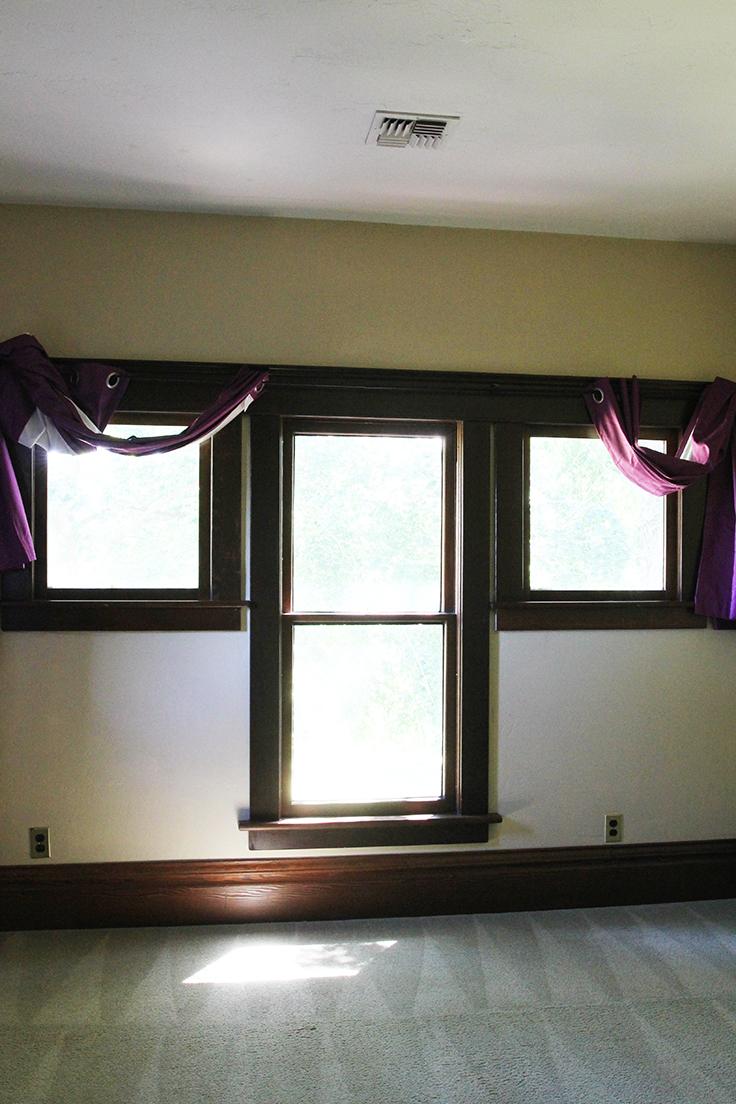 The Grit and Polish - Farmhouse Boys Room Window