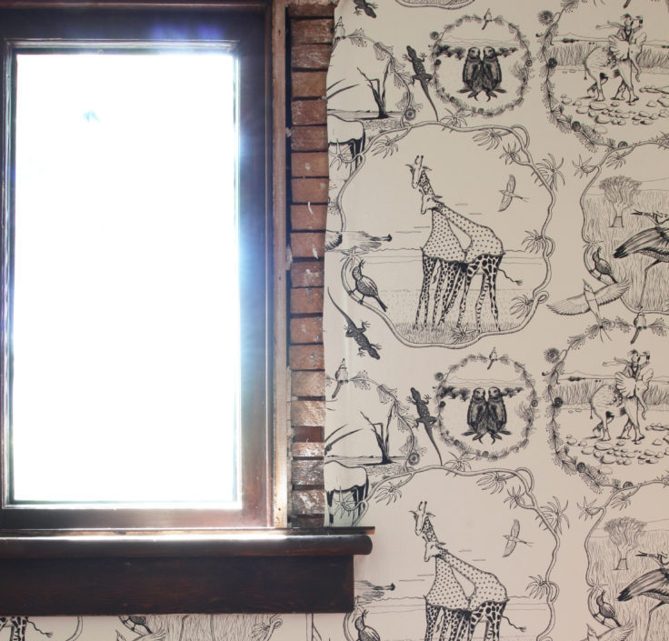 The Grit and Polish - Farmhouse Nursery Wallpaper 12