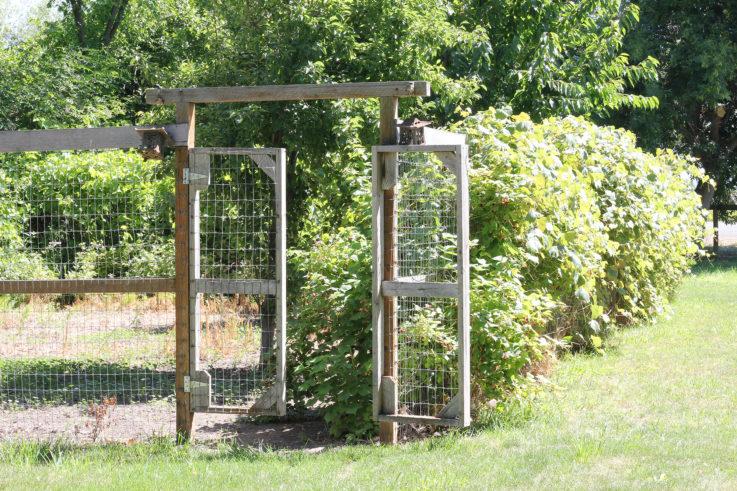 The Grit and Polish - Farmhouse Tour Garden
