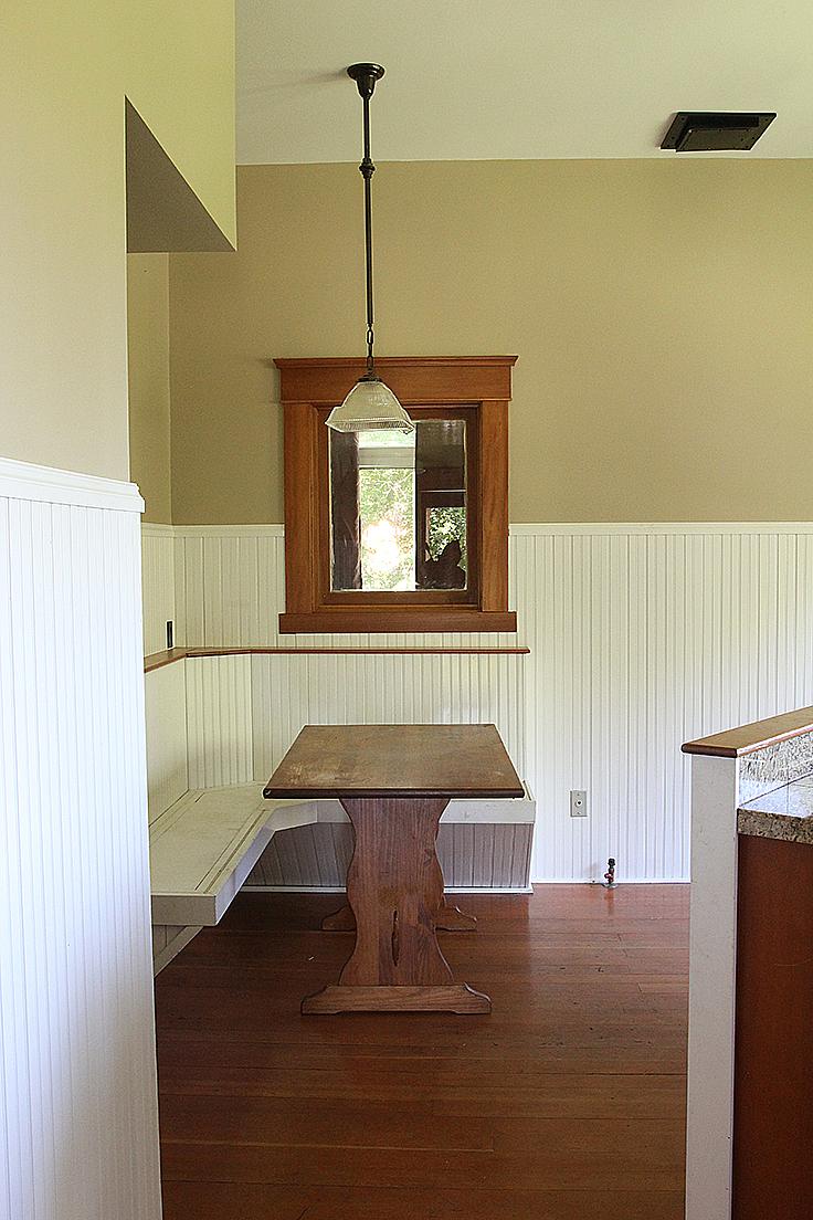 The Grit and Polish - Farmhouse Tour Kitchen Table