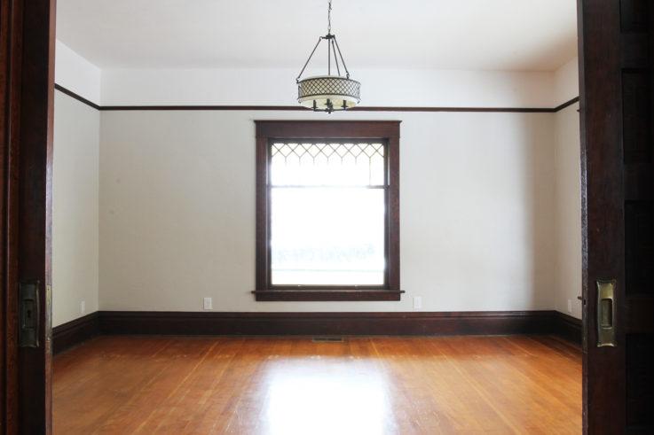 The Grit and Polish - Living Rm Hardwood Floors 1