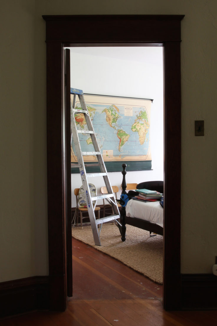 The Grit and Polish - Wilder's Room Map Install