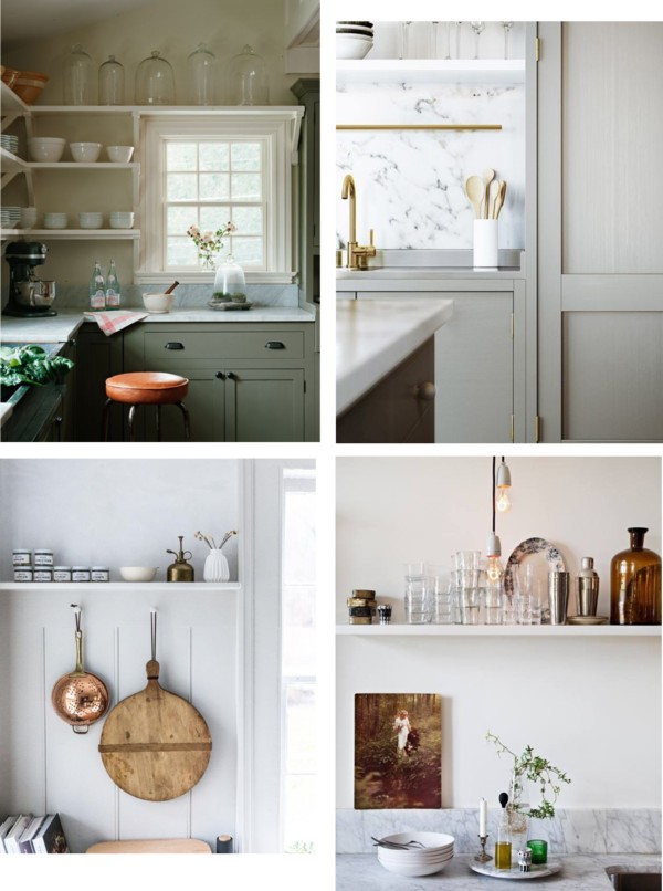 The Grit and Polish - Flip Kitchen Inspo
