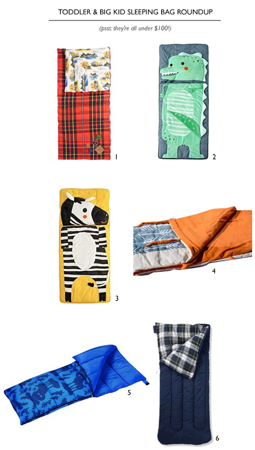 The Grit and Polish - Sleeping Bag Roundup