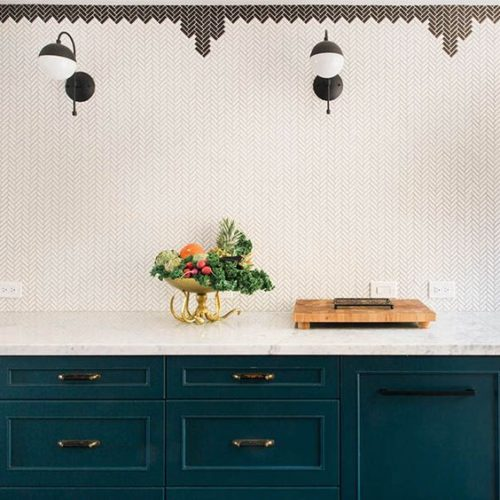 design sponge kitchen tile